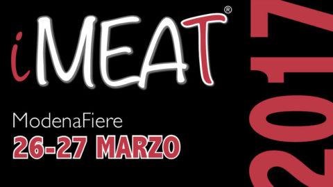 iMeat 2017 – Modena